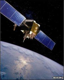 Navstar GPS (Boeing)