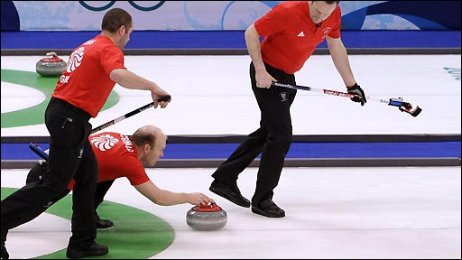 Great Britain's male curlers