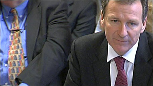 The head of the civil service, Sir Gus O'Donnell