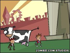 Ben There, Dan That (Zombie Cow Games)