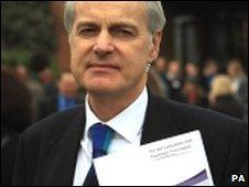 Robert Francis QC (pic:David Jones/PA Wire)