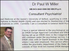 Dr Paul Miller's website
