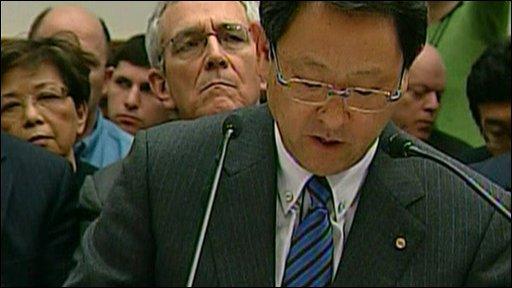 Akio Toyoda, Toyota CEO