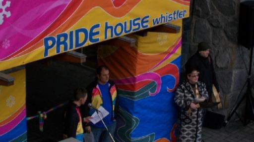 Pridehouse in Whistler