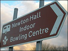 Newton Hall Indoor Bowling Centre in Staining