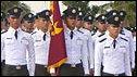 Cadets in Bangkok, Thailand