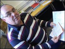 Stuart Hartley and the Dewsbury diary