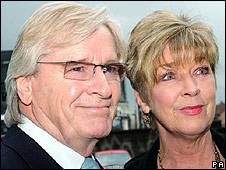 Wiliam Roache and Anne Kirkbride (Ken and Deirdre)