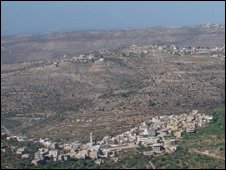 The hills of Rawabi