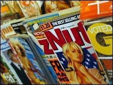 Lads' magazines