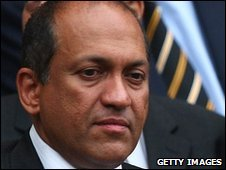 Portsmouth owner Balram Chainrai