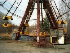 Pripyat's ferris wheel