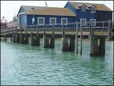 Rye jetty