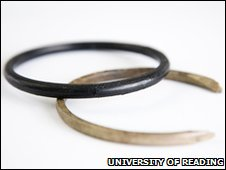 Ivory bangles found in York  York Museums Trust