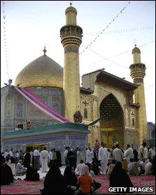 Imam Ali Mosque, Najaf