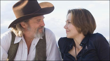 Jeff Bridges and Maggie Gyllenhaal