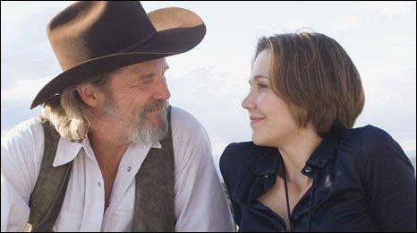 Jeff Bridges and Maggie Gyllenhaal