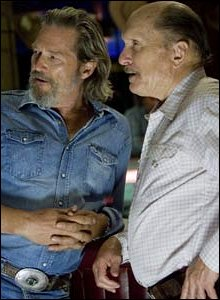 Jeff Bridges and Robert Duvall