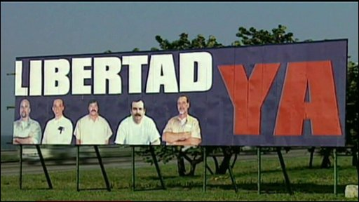 Poster for Cuban Five