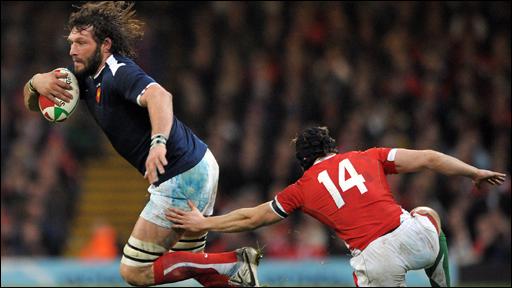 Wales v France Six Nations highlights
