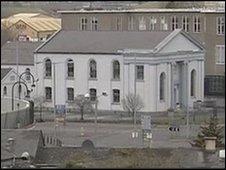 Downshire Road Presbyterian church