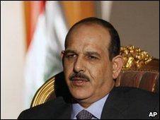 Interior Minister Jawad Bolani