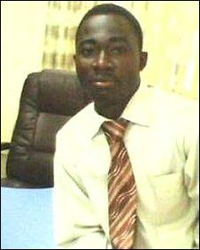 Ghanaian Joshua Ofei Darko