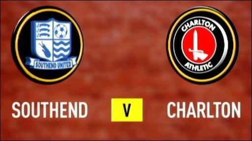 Southend v Charlton