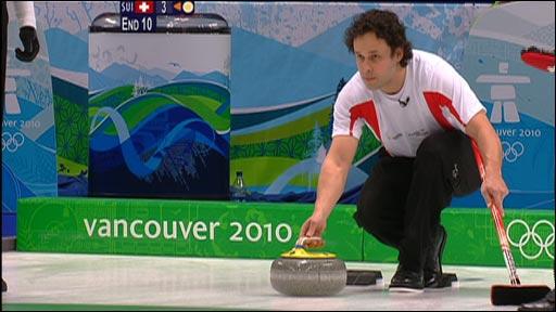 Swiss curler Ralph Stoeckli