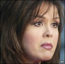 Marie Osmond - 17 April 2005 file photo