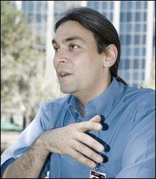 Dr Robert Pappalardo (Nasa)