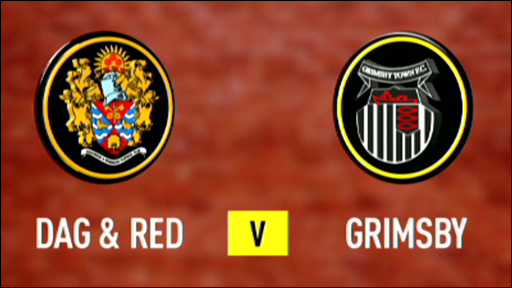 Dag & Red 2-0 Grimsby