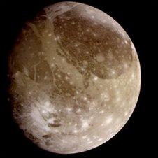 Ganymede (Galileo/JPL/Nasa)
