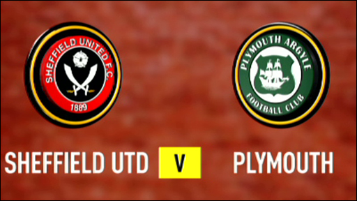 Sheffield United 4-3 Plymouth