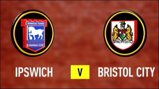 Ipswich 0-0 Bristol City