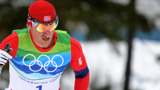 Norway's Petter Northug sprint finish seals gold