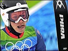 British skier Chemmy Alcott