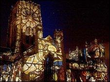 Durham Cathedral. By Carole Jeffrey