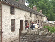 Cottages at St Fagans
