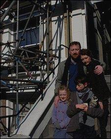 Neil, Emma, Louis and Bessie Gorman