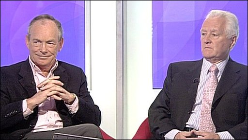Simon Jenkins and John McFall