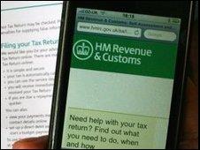 Reading a tax return