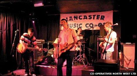Lancaster Musicians' Co-Op