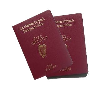 Fake Irish passports were used by the suspected assassins of a Hamas leader