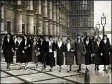 Female MPs. Copyright Blair Castle, Perthshire.