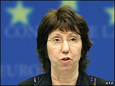 EU High Representative for Foreign Affairs, Lady Ashton