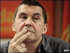Arnaldo Otegi - file photo 2 May 2009