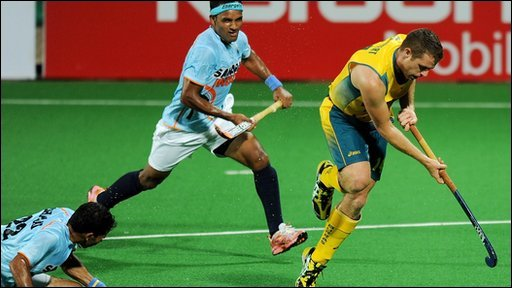 world cup of hockey. Hockey World Cup - India 2-5