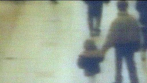 CCTV in Bulger case