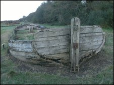 One of the Purton Hulks